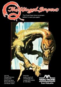 Q - A Serpente Alada - Poster / Capa / Cartaz - Oficial 5