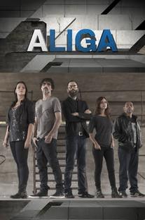 A Liga (3ª Temporada) - Poster / Capa / Cartaz - Oficial 1