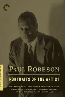 Paul Robeson: Tribute To An Artist - Poster / Capa / Cartaz - Oficial 1