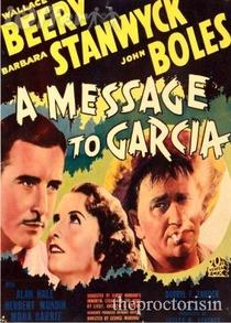 Mensagem a Garcia - Poster / Capa / Cartaz - Oficial 2