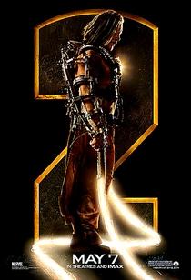 Homem de Ferro 2 - Poster / Capa / Cartaz - Oficial 12