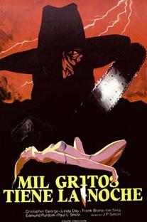 O Terror da Serra Elétrica - Poster / Capa / Cartaz - Oficial 3
