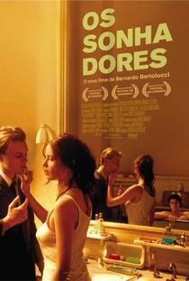 Os Sonhadores - Poster / Capa / Cartaz - Oficial 4
