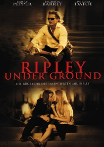 Ripley No Limite - Poster / Capa / Cartaz - Oficial 1
