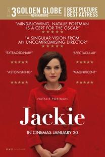 Jackie - Poster / Capa / Cartaz - Oficial 4