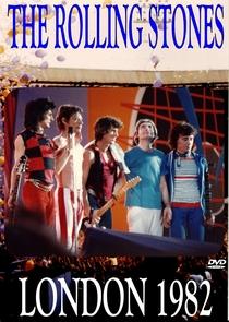 Rolling Stones - Wembley '82 - Poster / Capa / Cartaz - Oficial 1