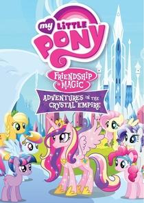 My Little Pony: A Amizade é Mágica (3ª Temporada) - Poster / Capa / Cartaz - Oficial 1
