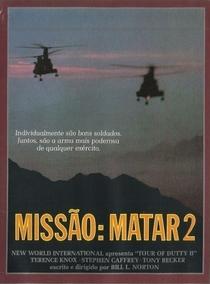 Missão: Matar 2 - Poster / Capa / Cartaz - Oficial 1