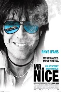 Mr. Nice - Poster / Capa / Cartaz - Oficial 2