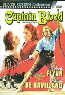 Capitão Blood - Poster / Capa / Cartaz - Oficial 1