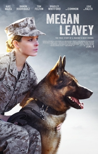 Megan Leavey - Poster / Capa / Cartaz - Oficial 3
