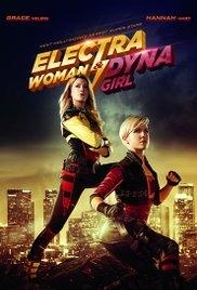 Mulher Elétrica e a Garota Dínamo (1ª Temporada) - Poster / Capa / Cartaz - Oficial 1