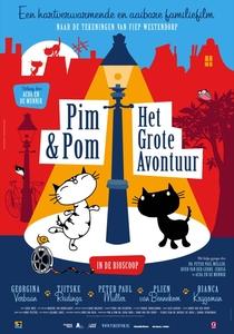 Pim & Pom: A Grande Aventura - Poster / Capa / Cartaz - Oficial 1