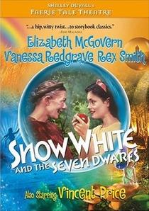 Teatro dos Contos de Fadas: Branca de Neve e os Sete Anões - Poster / Capa / Cartaz - Oficial 1