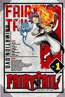 Fairy Tail (Arco 13: Projeto Eclipse) - Poster / Capa / Cartaz - Oficial 2