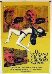 O Estranho Vício da Senhora Wardh - Poster / Capa / Cartaz - Oficial 8