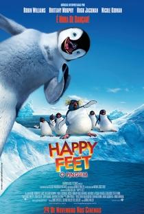 Happy Feet: O Pingüim - Poster / Capa / Cartaz - Oficial 2