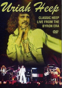 Uriah Heep  - Live From The Byron Era - Poster / Capa / Cartaz - Oficial 1