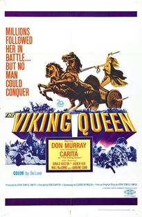 A Rainha Viking - Poster / Capa / Cartaz - Oficial 3