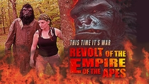 Revolt of the Empire of the Apes - Poster / Capa / Cartaz - Oficial 1