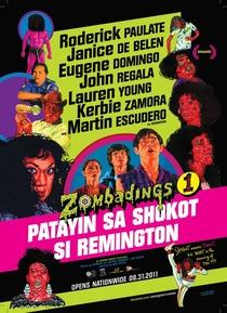 Remington e a Maldição dos Zumbis Gays - Poster / Capa / Cartaz - Oficial 1