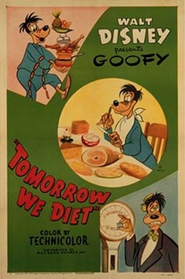 A Dieta Começa Amanhã  - Poster / Capa / Cartaz - Oficial 1