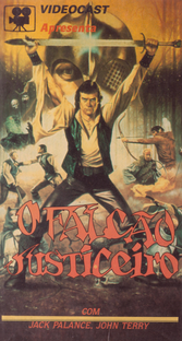 O Falcão Justiceiro - Poster / Capa / Cartaz - Oficial 7