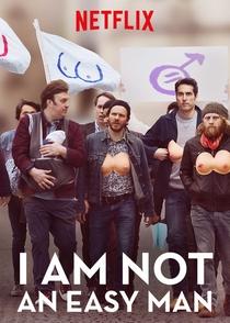 Eu Não Sou um Homem Fácil - Poster / Capa / Cartaz - Oficial 2