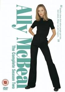 Ally McBeal (2°Temporada) - Poster / Capa / Cartaz - Oficial 3