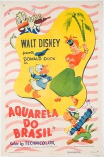 Aquarela do Brasil - Poster / Capa / Cartaz - Oficial 1