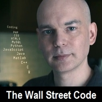 The Wall Street Code - Poster / Capa / Cartaz - Oficial 1
