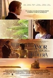 O Amor nos Tempos do Cólera - Poster / Capa / Cartaz - Oficial 1