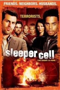 Sleeper Cell (1ª Temporada) - Poster / Capa / Cartaz - Oficial 1