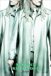Matrix Reloaded - Poster / Capa / Cartaz - Oficial 10