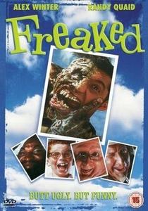 Freaklândia: O Parque dos Horrores - Poster / Capa / Cartaz - Oficial 3