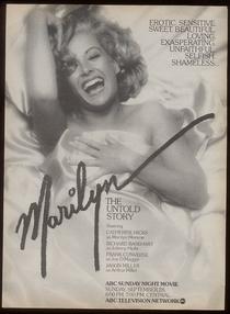 Os Amores de Marilyn - Poster / Capa / Cartaz - Oficial 1