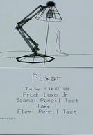 Luxo Jr. [Pencil Test]
