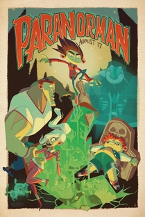 ParaNorman - Poster / Capa / Cartaz - Oficial 10
