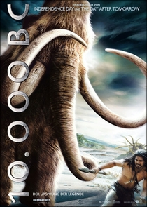 10.000 A.C. - Poster / Capa / Cartaz - Oficial 5
