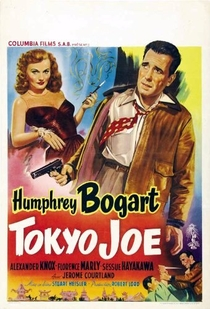 Tóquio Joe - Poster / Capa / Cartaz - Oficial 3
