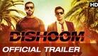 Dishoom Official Trailer   John Abraham, Varun Dhawan, Jacqueline Fernandez