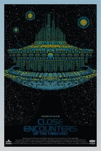 Contatos Imediatos do Terceiro Grau - Poster / Capa / Cartaz - Oficial 3