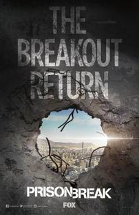 Prison Break (5ª Temporada) - Poster / Capa / Cartaz - Oficial 6
