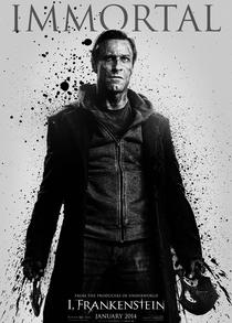 Frankenstein: Entre Anjos e Demônios - Poster / Capa / Cartaz - Oficial 4