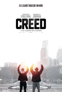 Creed: Nascido para Lutar - Poster / Capa / Cartaz - Oficial 2