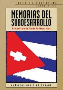 Memórias do Subdesenvolvimento - Poster / Capa / Cartaz - Oficial 6
