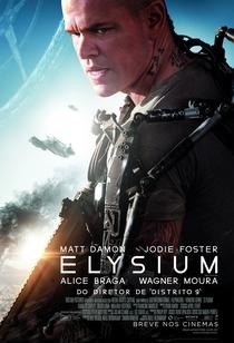 Elysium - Poster / Capa / Cartaz - Oficial 4