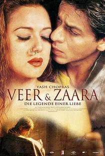 Veer-Zaara - Poster / Capa / Cartaz - Oficial 9