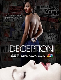 Deception (1ª Temporada) - Poster / Capa / Cartaz - Oficial 1
