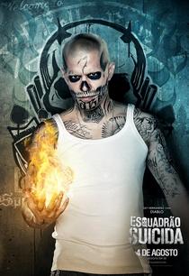 Esquadrão Suicida - Poster / Capa / Cartaz - Oficial 41